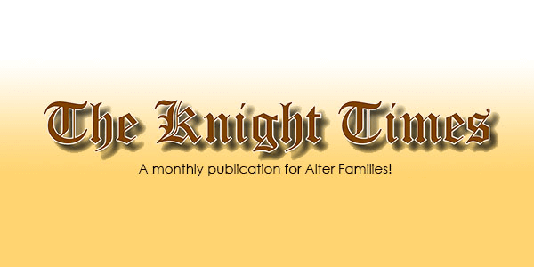 Knight Times Email Header