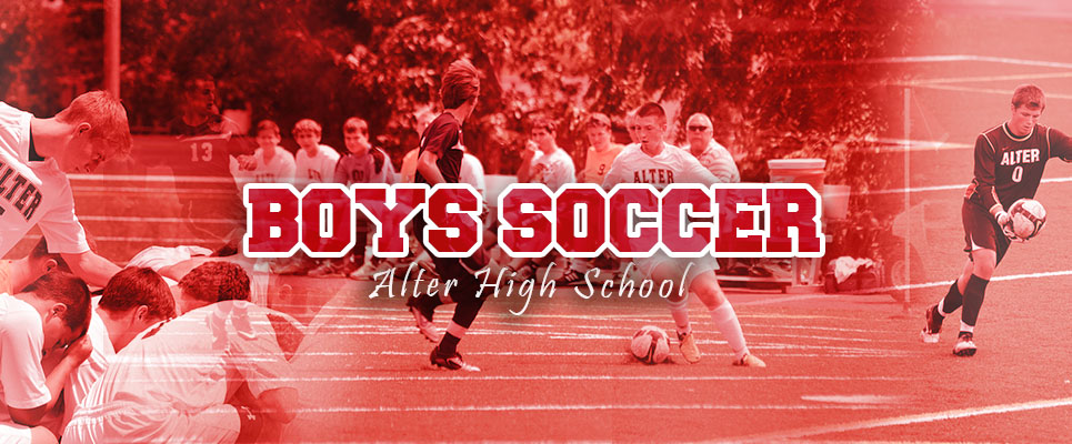 Alter Spint back to back league chs alter high