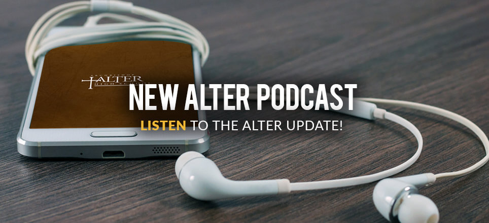 Podcast News Graphic